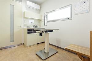 小鳥のセンター病院・池袋の診療室