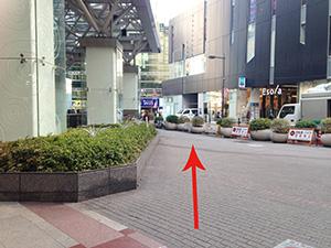 小鳥のセンター病院・池袋へのアクセス:東武東上線をご利用の場合3