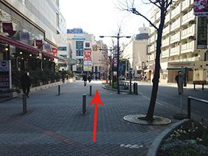 小鳥のセンター病院・池袋へのアクセス:東武東上線をご利用の場合5